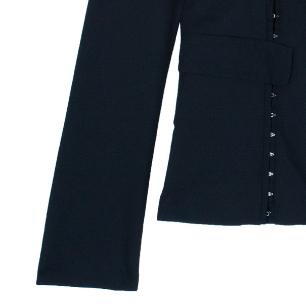 McQ by Alexander McQueen Hook and Eye Tailored Jacket M