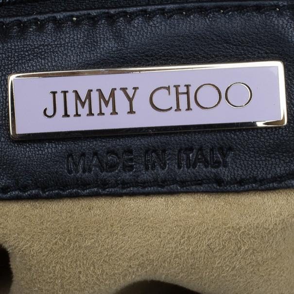 Jimmy Choo Biker Leopard Pony Hair Brix Convertible Clutch
