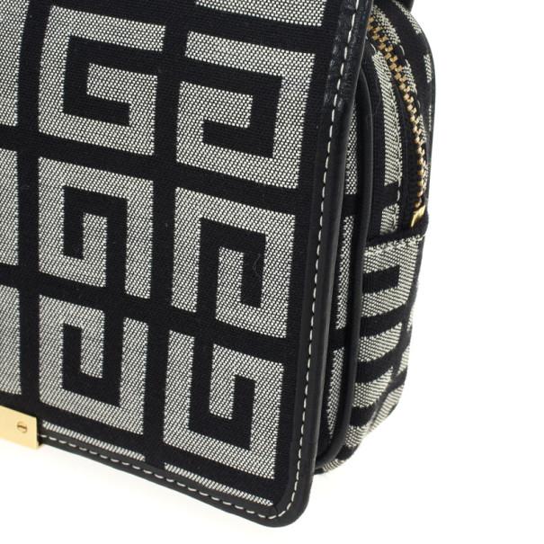 Givenchy Monogram Flap Clutch Wallet Bag