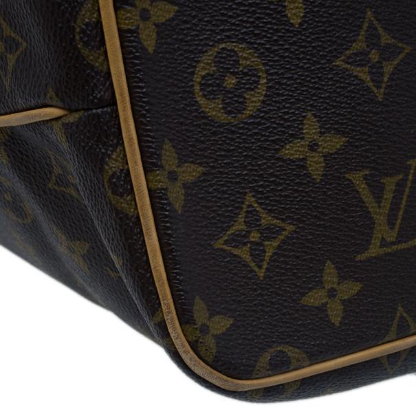 Louis Vuitton Monogram Canvas Palermo Tote PM