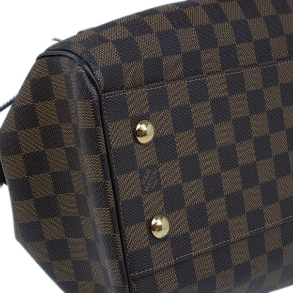 Louis Vuitton Damier Ebene Canvas Trevi GM
