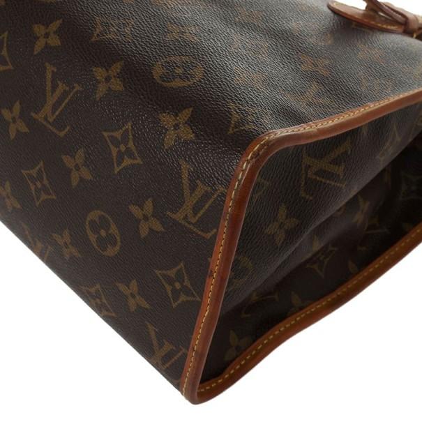 Louis Vuitton Monogram Popincourt Haut Tote