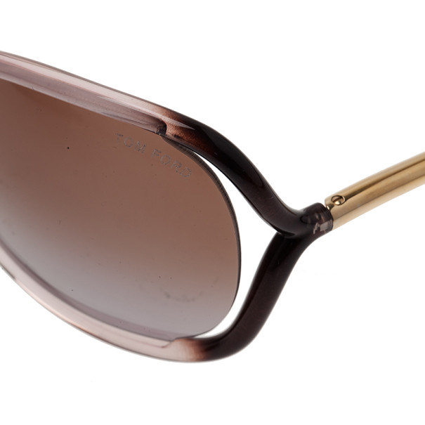 Tom Ford Brown Raquel Sunglasses