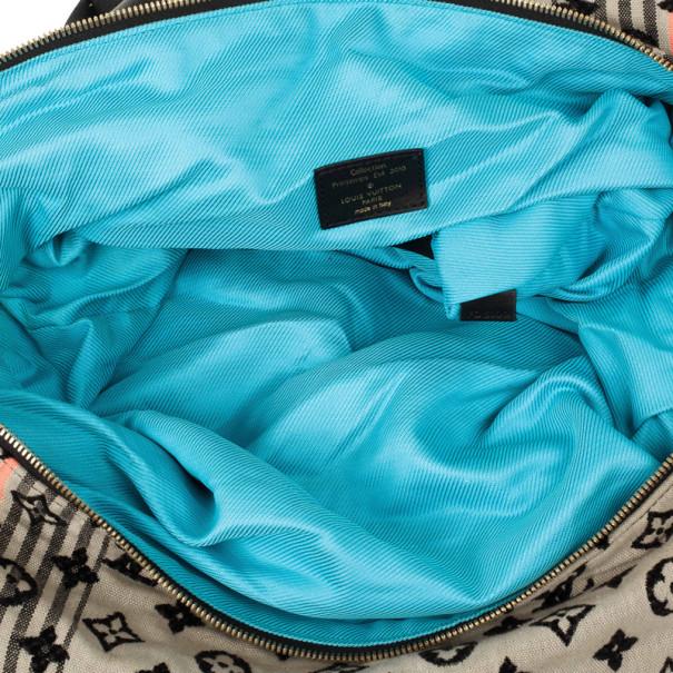 Louis Vuitton Monogram Cheche Tuareg Duffel Bag