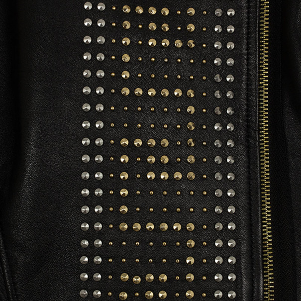 Versace for H&M Studded Jacket S