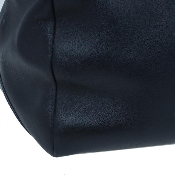 Balenciaga Black Leather Ray Doctor Bag