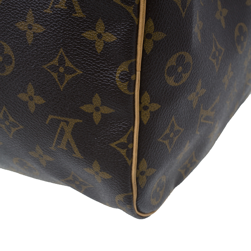 Louis Vuitton Monogram Canvas Speedy 40