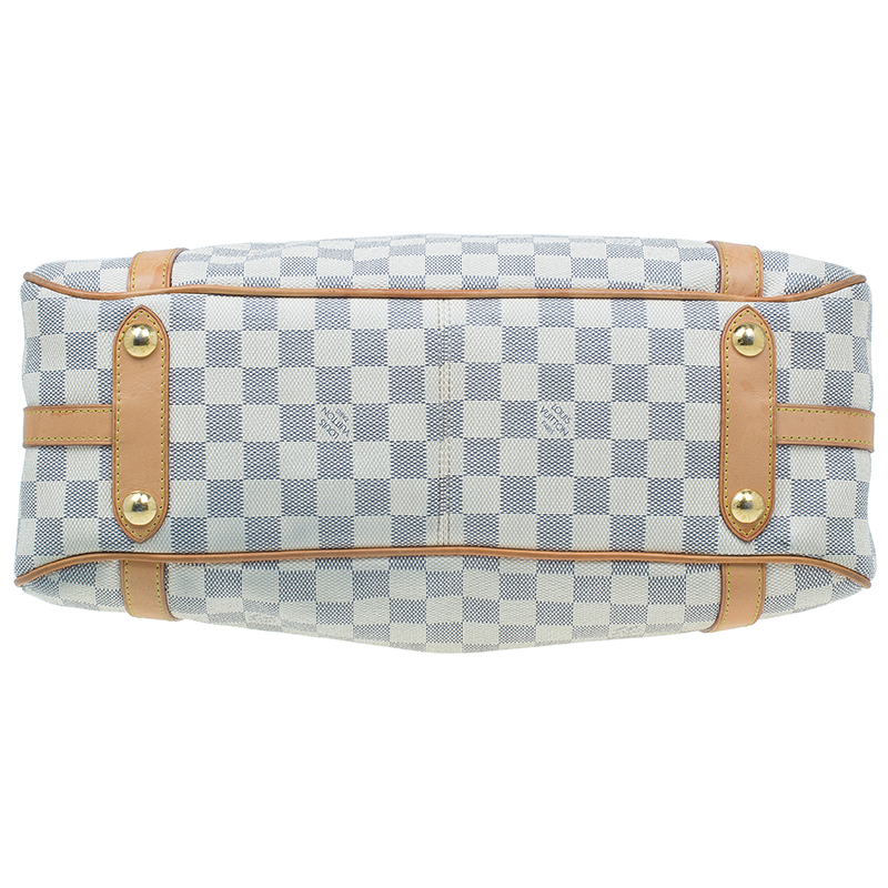 Louis Vuitton Damier Azur Stresa PM Shoulder Bag