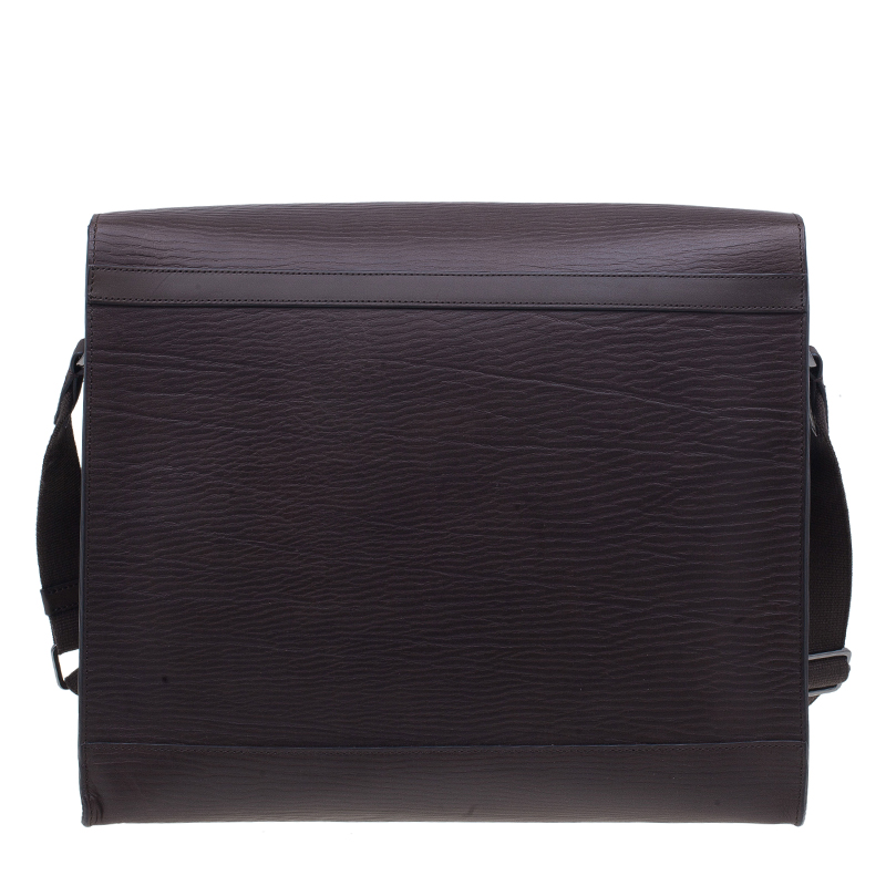Mulberry Brown Leather Brynmore Messenger Bag