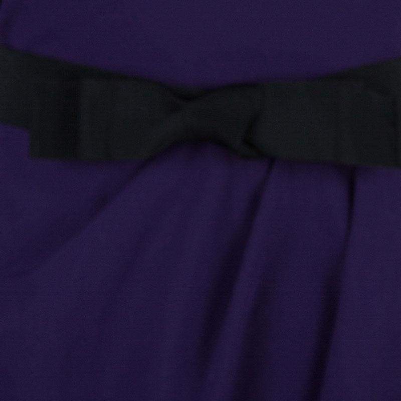 Philosophy di Alberta Ferretti Embellished Shoulder Detail Dress S
