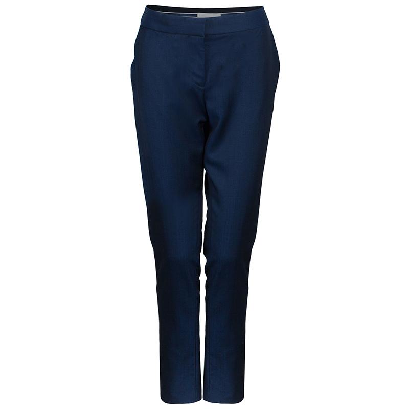 Stella McCartney Blue Tapered Trousers M