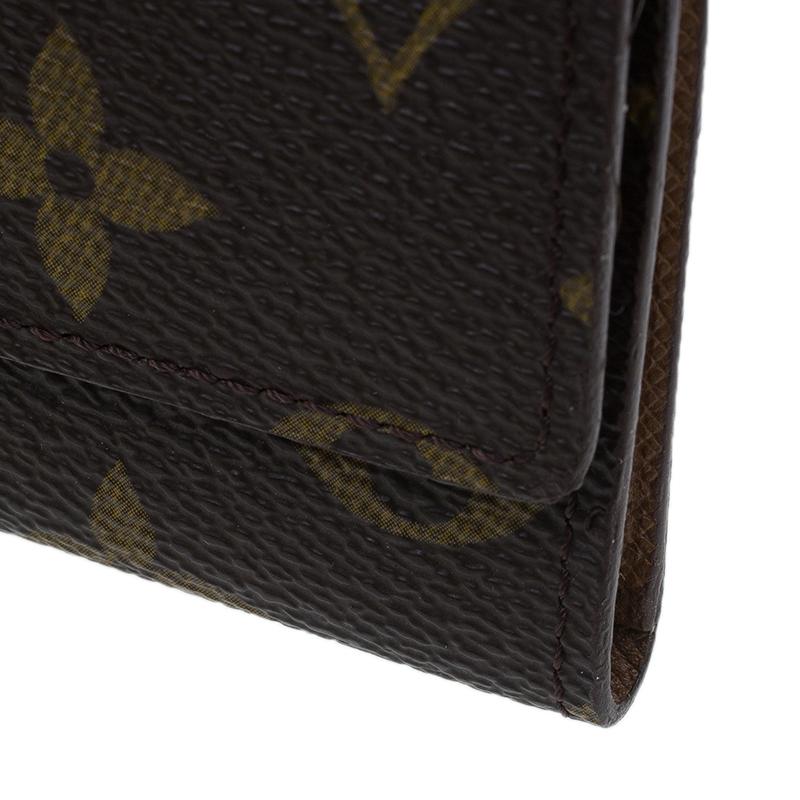 Louis Vuitton Monogram 6 Key Multicles Holder