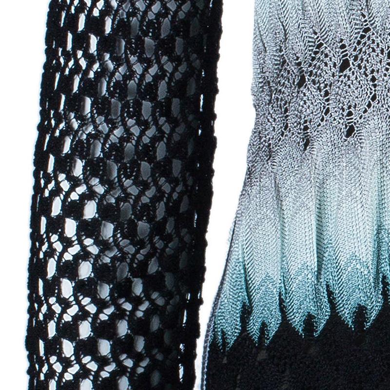 Missoni Multicolor Knit Top S