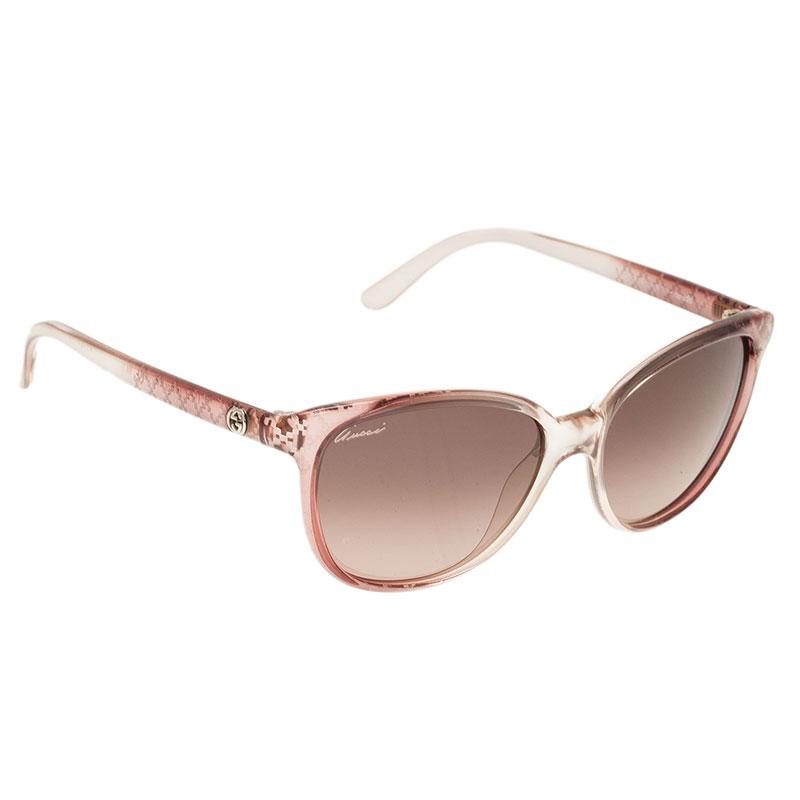Gucci Pink 3633 Sunglasses