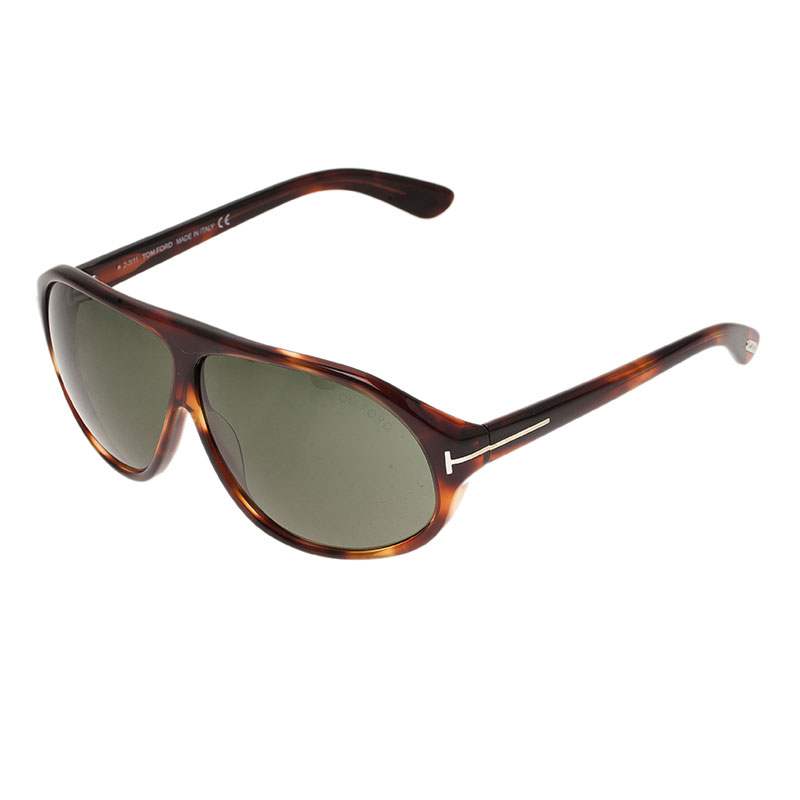 Tom Ford Brown Nicolo Sunglasses
